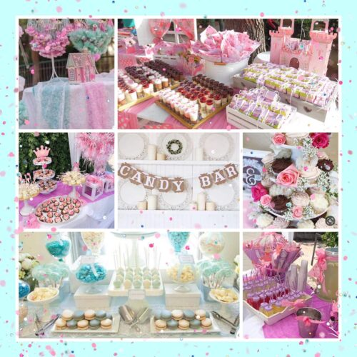 Luxurious Candy Bar
